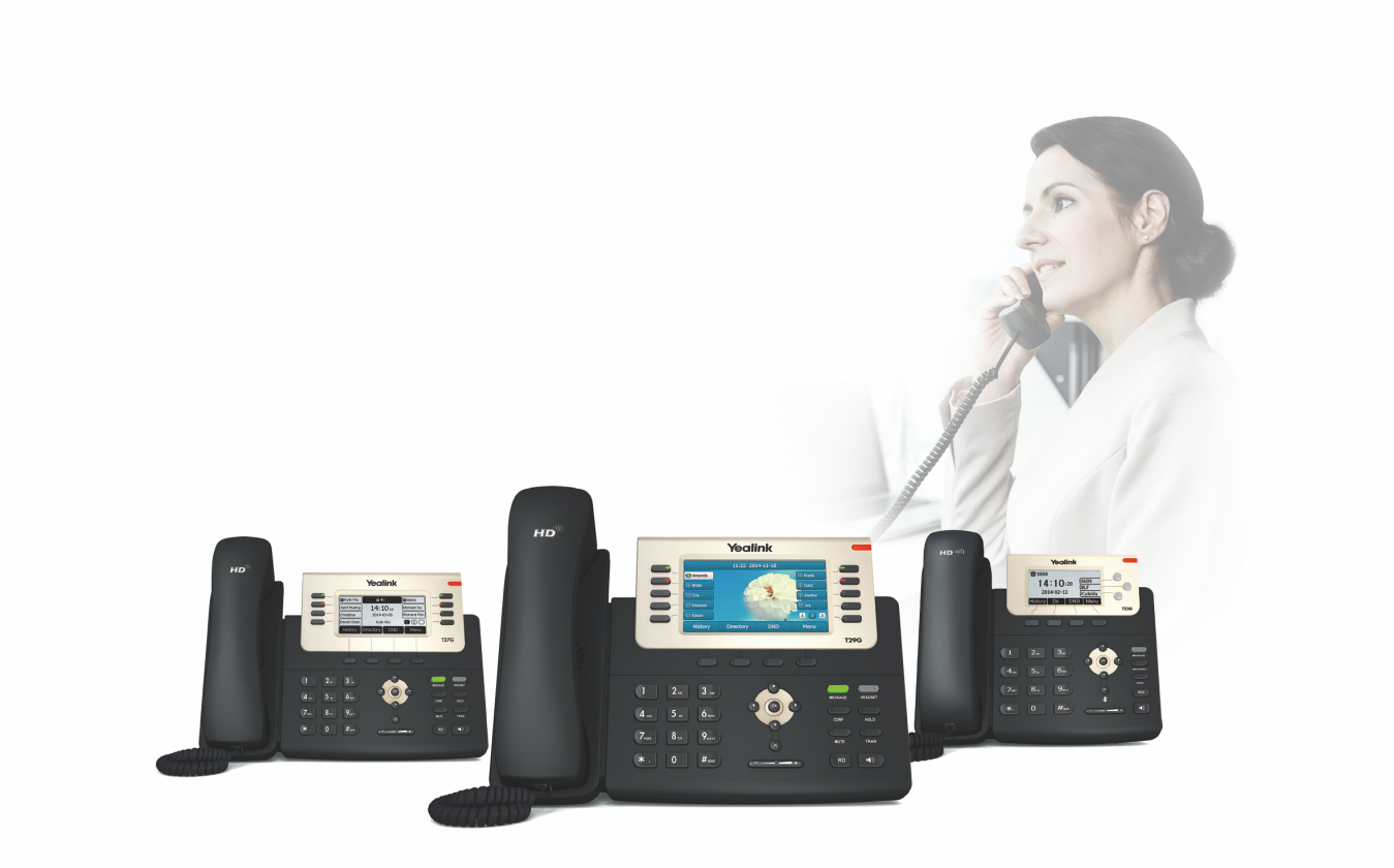 SERIES IP PHONE